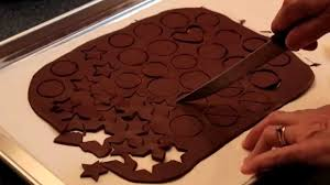 How To Make Decorative Chocolate How To Make Chocolate Cutouts For Decorating Youtube
