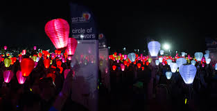 dallas light the night leukemia u0026 lymphoma society