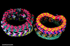 looms bracelet easy images How to make a chevron new simple technique jpg