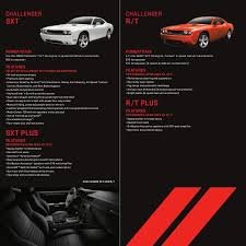 2012 dodge challenger rt plus 2012 dodge challenger ebrochure