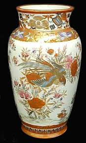 Japanese Kutani Vases Kutani Porcelain U2013 Glass Dishes For Meat U0026 Dairy