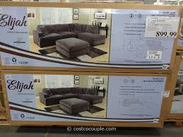 Sectional Sofas Costco by Emerald Home Elijah Sectional