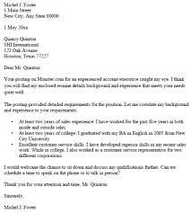 account executive cover letter resume badak