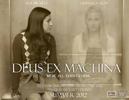 ex machina poster glee fanfiction images fanfiction posters deus ex machina hd