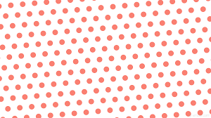 wallpaper red polka dots hexagon white ffffff fa8072 diagonal 5
