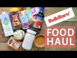 Bulk Barn Saskatoon Locations Healthy Grocery Haul Bulk Barn Youtube