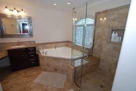 corner tub bathroom designs corner tub shower seat master bathroom reconfiguration yorba