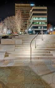 Illuminated Handrail Landscapeonline Design U2022 Build U2022 Maintain U2022 Supply