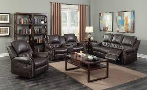 contemporary reclining sofa love seat u0026 chair bella furniture