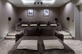 home design the game luxury home theatre with some rather special home cinema seating