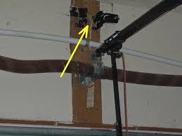 garage door sensor wire is safety inconvenient interior ask the virginia beach home