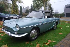 1964 renault caravelle renault floride cabrio caravelle oldtimer tweedehands