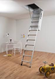 aluminium attic ladders rj group