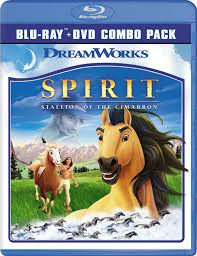 amazon com spirit stallion of the cimarron blu ray spirit