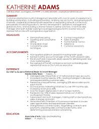 example of perfect resume the perfect resume template resume