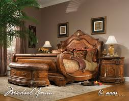 Bedroom Furniture Sets 2013 Home Decorating Pictures King Bed With Leather Headboard