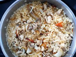 comment cuisiner des restes de poulet risotto aux restes de volailles chèvre et basilic recettes de