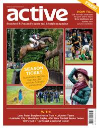 Cycle To Work At Rutland by Active Magazine Stamford U0026 Rutland September 2017 By Active