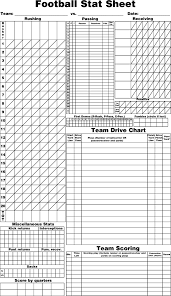 football score sheet template free download speedy template
