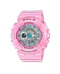 Jam Tangan Baby G Warna Merah jam tangan casio