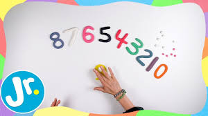 how to make numbers simple crafts for kids youtube