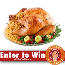 thanksgiving turkey giveaway julie s freebies