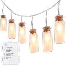 oak leaf 30 super bright led and string light 9 8 feet warm