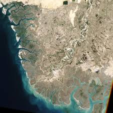 Map Of Indus River Indus River Pakistan Image Of The Day