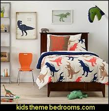 theme decorating dinosaur bedroom ideas dinosaur wall murals dinosaur wall