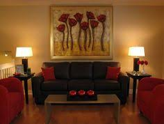 Living Room Decor With Brown Leather Sofa Brown And Living Room Living Room Pinterest Living