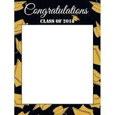 graduation frame large personalized social graduations poster photo booth prop