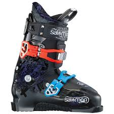 mc boots salomon ghost 90 ski boots 2013 evo