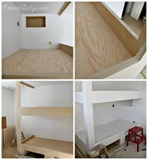 Bunk Bed With Crib On Bottom by Bunk Beds And Bedroom Reveal