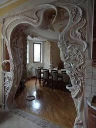 Home Interior Arch Designs by Best 20 Art Nouveau Interior Ideas On Pinterest Art Nouveau