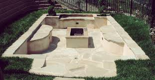 Outdoor Fire Places by Outdoor Fire Places Sherman Oaks Lawn Maintenance