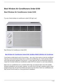 Small Window Ac Units Remove Window Air Conditioner Winter Air Conditioner Databases