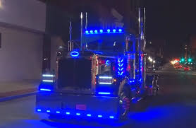led lights for semi trucks western maryland truck show western maryland chrome shop