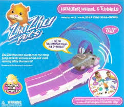 cepia zhu zhu pets hamster exercise wheel upgrade kit 23 big