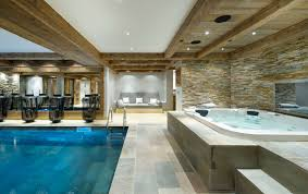 Indoor Pool House Plans by Extraordinary Interior Indoor Pool House Designs With Attractive