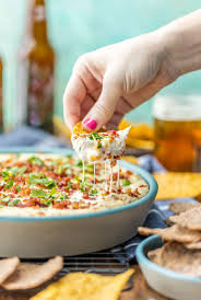 corn and bacon beer cheese dip the cookie rookie