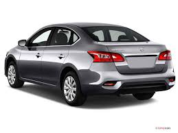 2016 nissan sentra pictures angular front u s news world report