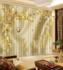 Curtains For Windows Online Get Cheap Living Room Curtains Drapes Aliexpress Com