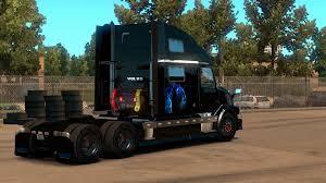 new volvo vnl volvo vnl interior v1 0 for ats american truck simulator mods