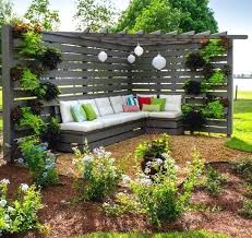 Small Backyard Privacy Ideas 102 Best Deck And Backyard Privacy Ideas Images On Pinterest