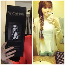 vpfashion hair extensions review vpfashion hair extensions review rapunzel braid tutorial