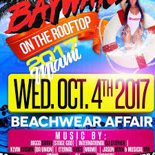 miami beach halloween party 2017 baywatch miami 2017 beach party tickets day fete on the rooftop