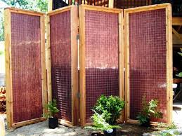 Screen Ideas For Backyard Privacy Some Style Outdoor Privacy Ideascapricornradio Homes