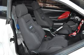 Comfortable Racing Seats Corbeau Mustang Gts Ii Racing Seat Black Pair Kit 79 17 All