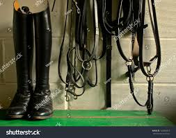 dirty riding boots horse riding boots tack stock photo 123966415 shutterstock