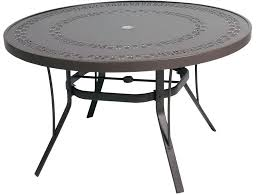 patio table cover with umbrella hole round glass patio table with umbrella hole round patio table cover